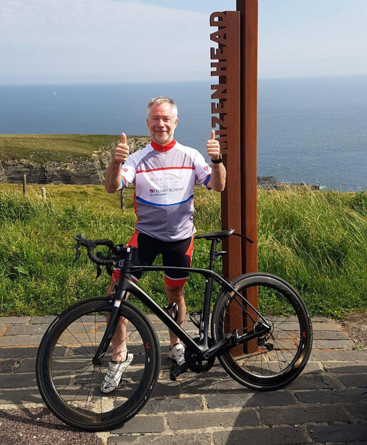 """Mizen To Malin Cycle""  Goes The Distance To Help The Fight Blood Cancer."