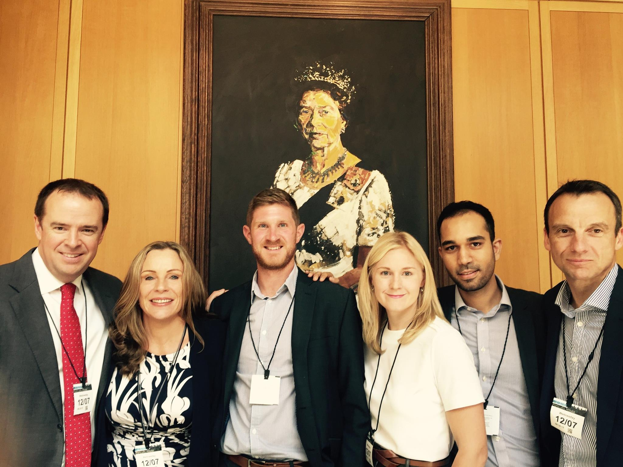 Digital Dentistry And Innovation At Parliament