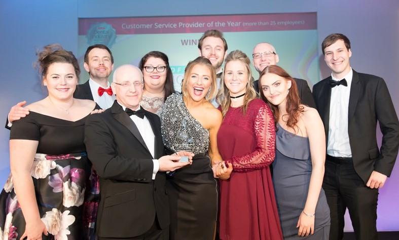 FMC Award Customer Service Provider of the Year