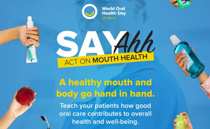 World Oral Health Day 2019