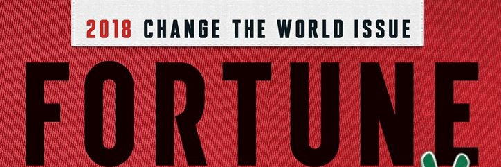 Henry Schein Named To FORTUNE's 'Change The World' List