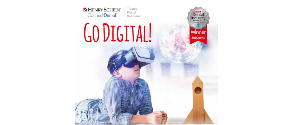 Go Digital with Henry Schein Dental