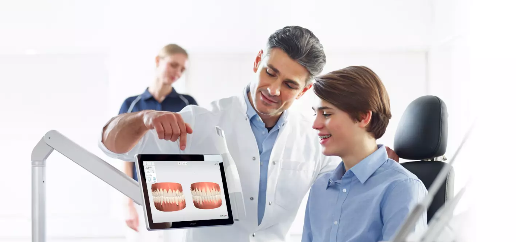 Orthodontic Treatment Made Faster And More Predictable With Digital Scanning And Design