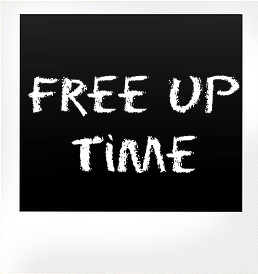 Free up time