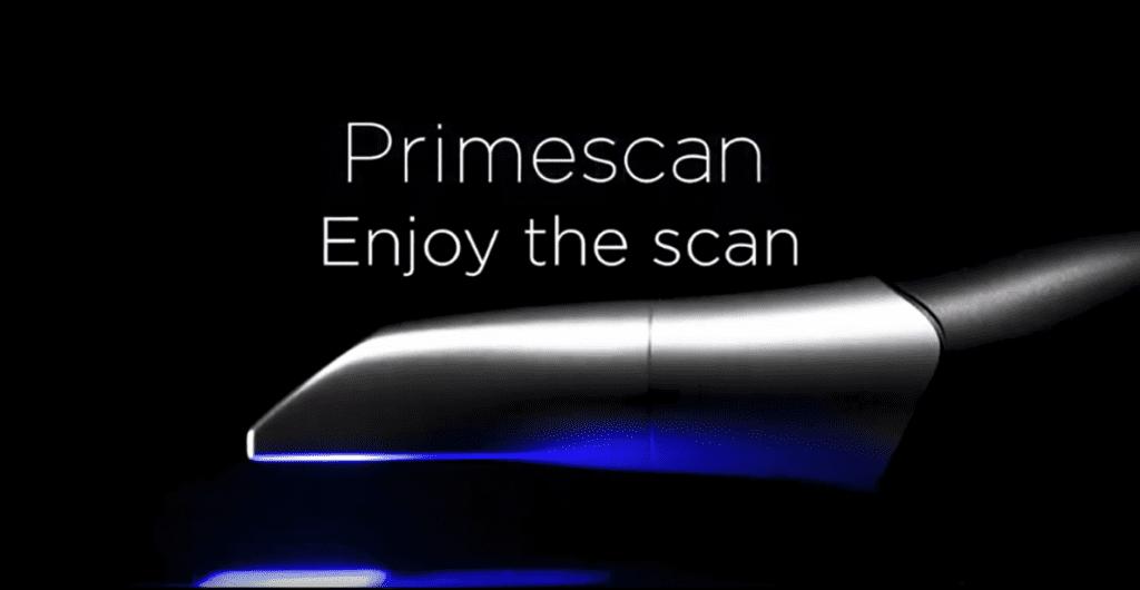 CEREC Primescan enjoy the scan carousel