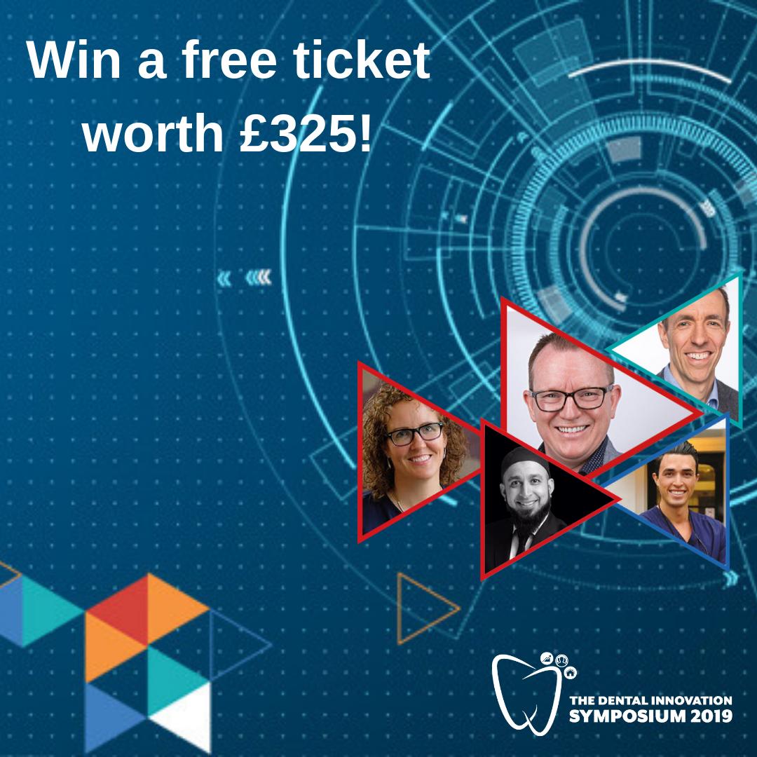 Dental Innovation Symposium Free Ticket