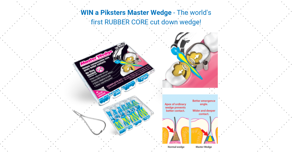 WIN A Master Wedge – The World's First Rubber Core Cut Down Wedge